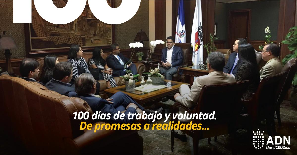 David Collado 100 dias
